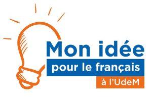Mon idée pour le français à l'UdeM