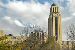 Campus de l'Université de Montréal
